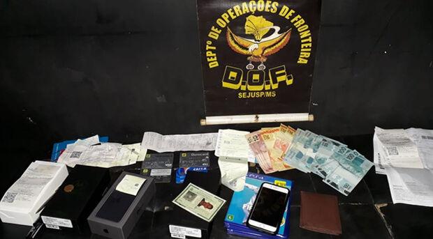 Homem é preso e confessa que aplicava 'golpe do cartão' em Campo Grande