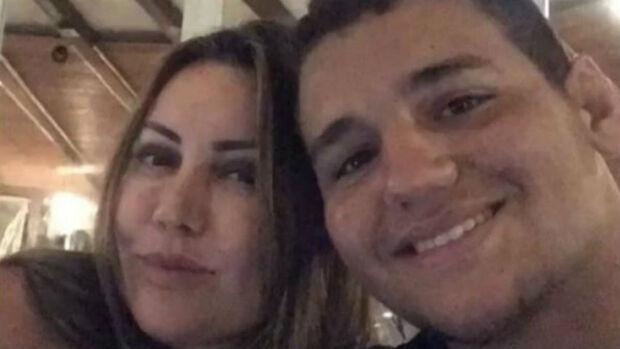 """Filho de mulher espancada, Rayron Gracie homenageia a mãe: """"te amo"""""""