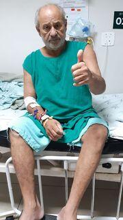 AJUDA: idoso com dengue hemorrágica precisa de doação de sangue em Campo Grande