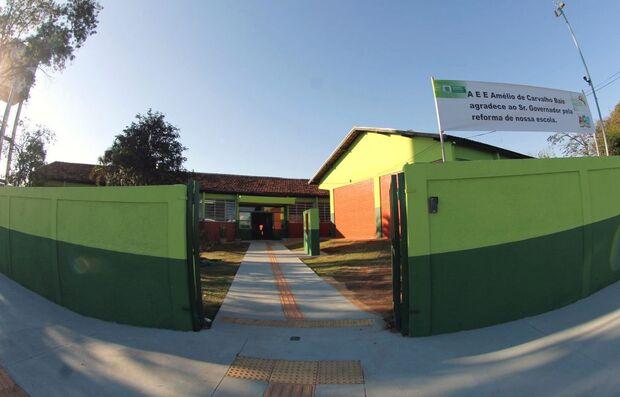 Governo amplia Escolas de Autoria e mais 12 colégios vão atender em tempo integral no MS