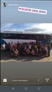 Na Lata: DCE usa ônibus da UFMS para 'trem da alegria' e revolta estudantes