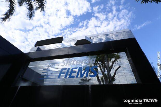 PF faz 'batida' na Fiems para desarticular organização criminosa especialista em lavagem de dinheiro