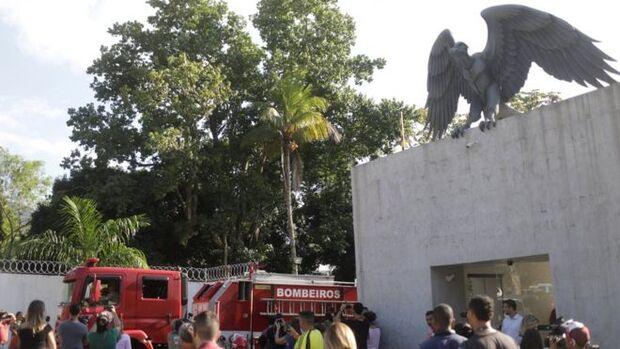 Flamengo cede imagens das arcadas dentárias ao IML para agilizar identificação dos corpos