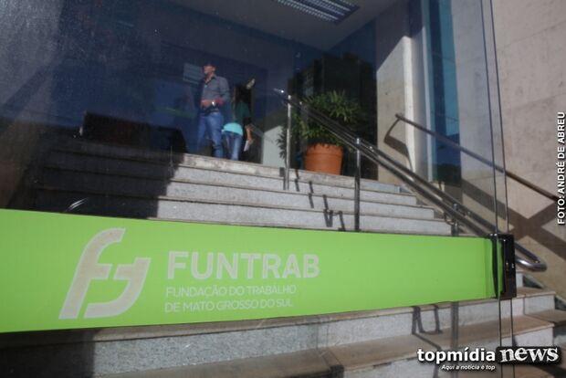 Funtrab oferece 456 vagas de emprego para interior de MS