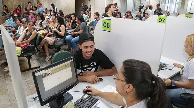 Funtrab oferece mais de 500 oportunidades de emprego somente no início desta semana