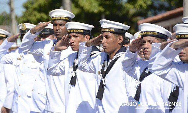 Concurso público para aprendizes de marinheiros abre mil vagas