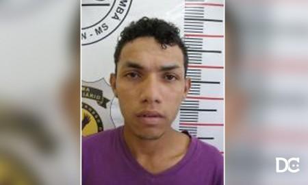 Foragido da Justiça é morto a tiros em cidade do MS
