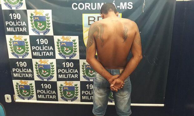 'De volta pra minha cela': quatro foragidos são capturados pela polícia em cidade do MS