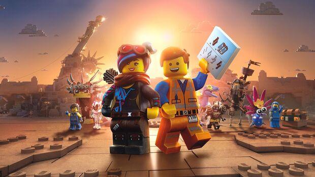 'Uma Aventura Lego 2' agita a estreia da semana nos cinemas da Capital