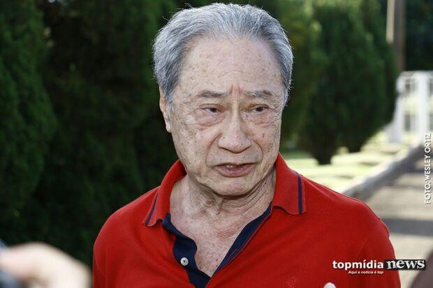 Takimoto perdeu eleição, mas ganhou emprego na Assembleia Legislativa
