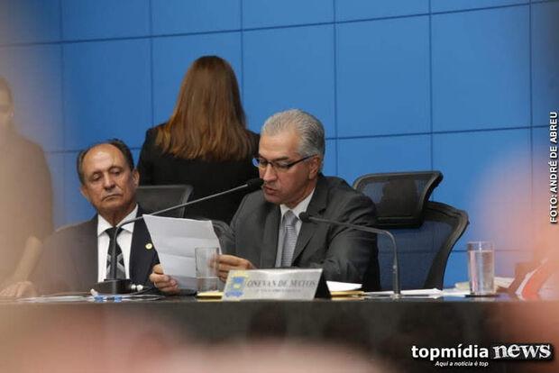 Em recado a deputados, Reinaldo faz balanço da gestão e destaca aliança com independência