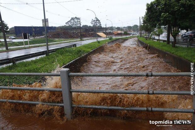 Prefeitura aguarda investimento de R$ 256 milhões para controle de enchentes