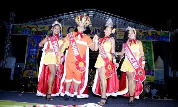 Coroada, Corte de Momo pede alegria e responsabilidade no Carnaval de Corumbá