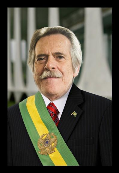 José de Abreu se declara presidente do Brasil e recebe apoio