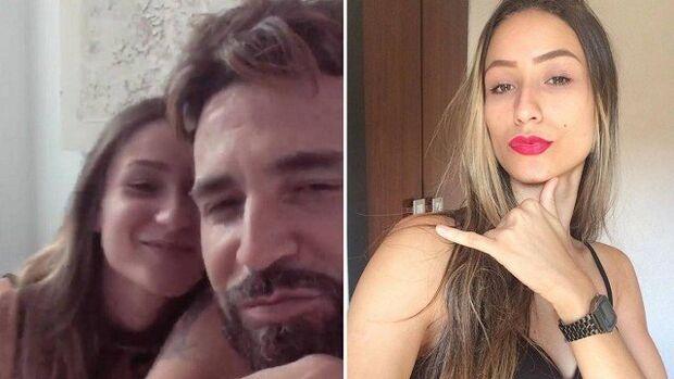 Agora são dez! Latino descobre mais uma filha, a modelo Bruna Morais