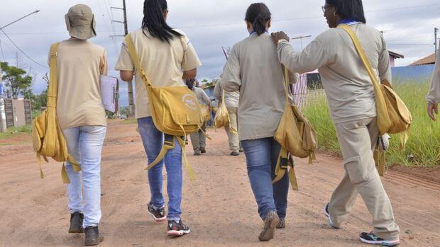 Equipes da Sesau farão busca ativa de criadouros do Aedes em residências