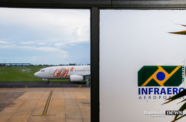 Aeroporto Internacional opera normalmente nesta quarta-feira
