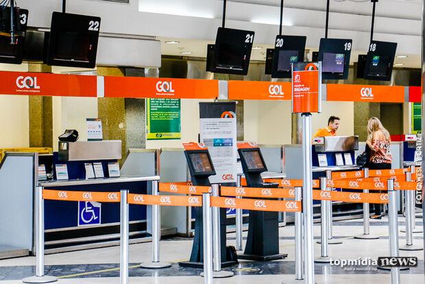 Aeroporto opera por instrumentos nesta sexta-feira