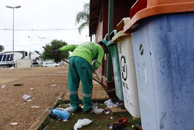 Votação do projeto sobre geradores de lixo tumultua sessão dos vereadores de Campo Grande