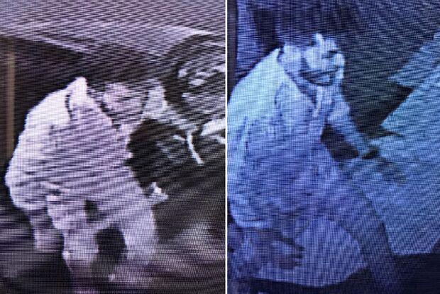 VÍDEO: 'playboy do portão' surta, desce o pé em residência e é 'caçado' no Vilas Boas