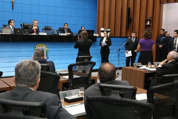 Relevantes serviços: Assembleia de MS aprova moção de congratulação a ministro Sérgio Moro