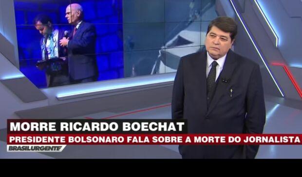 General Heleno representará Bolsonaro no enterro de Boechat