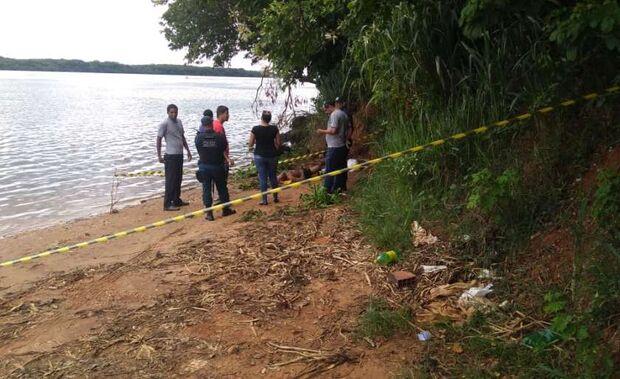 Corpo é encontrado por pescadores às margens do rio Paraná