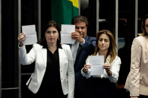 Nelsinho, Simone e Soraya recebem convites para chefiar comissões do Senado