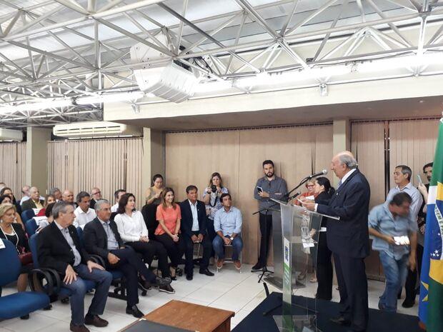 Pedro Chaves assume secretaria especial já pensando na Rota Bioceânica