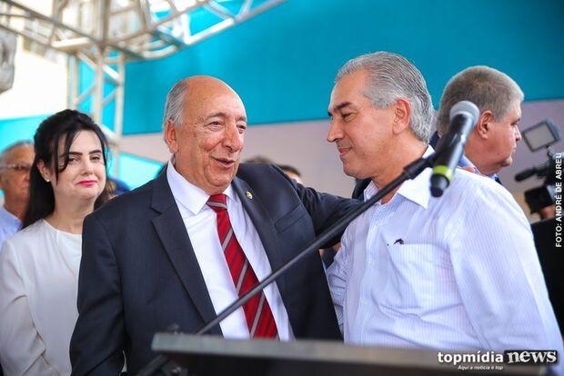 Recém saído do Senado, Pedro Chaves assume secretaria especial no governo de MS