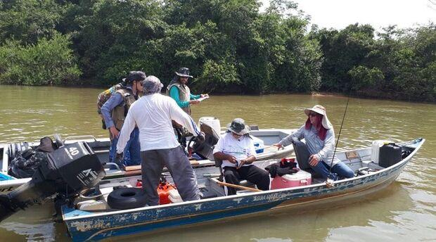 Pesque e Solte está liberado no Rio Paraguai e turistas aprovam cota zero no Estado
