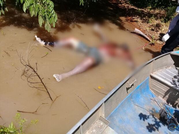 Pescadores encontram corpo de jovem desaparecido no Rio Taquari