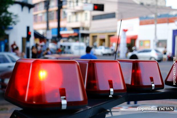 Bandido é preso após tentar assaltar mototaxista com faca na Capital