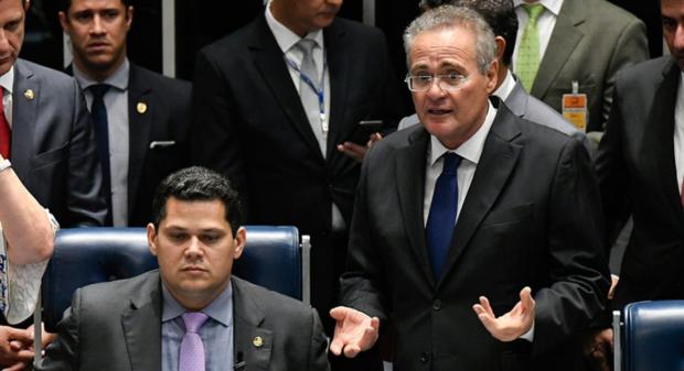 'O império contra-ataca': Renan quer expulsão de Simone Tebet do MDB