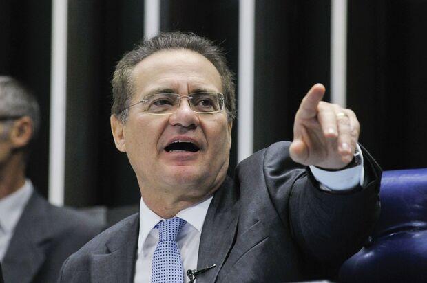Na Lata: em briga com jornalista, Renan Calheiros revela intimidade sexual de ex-senador de MS