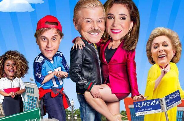 'Sai de baixo': comédia nacional que marcou época na televisão chega aos cinemas da Capital