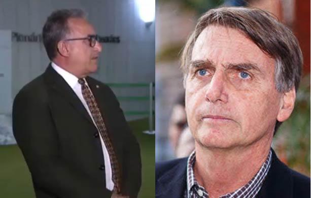 Deputado que disse que Bolsonaro 'está para morrer' foge de entrevista
