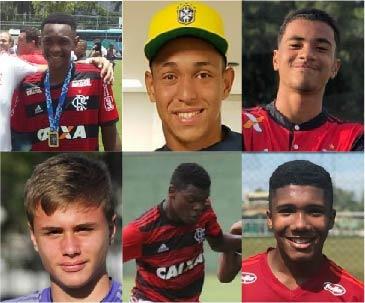 Jovens que morreram em incêndio no CT do Flamengo eram promessas do time