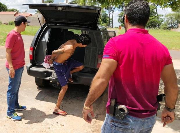 Polícia Civil identifica e prende autor de roubo em comércio