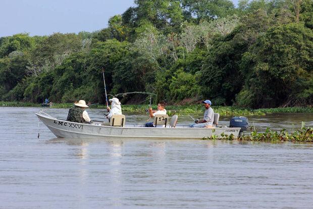 Cabo Almi prepara audiência pública para debater cota zero na pesca do dourado