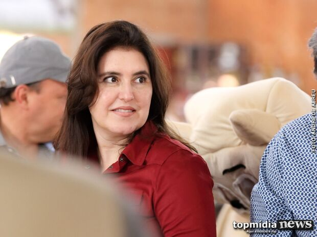 Dia do Fico: Simone admite sair do MDB, mas deve esperar até setembro