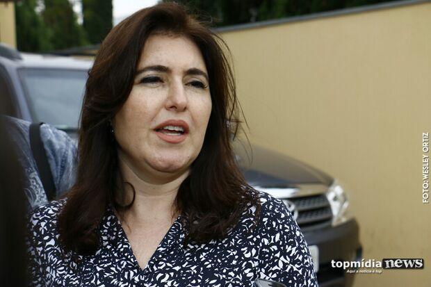Simone Tebet se livra de ação de improbidade por supostos desvios em obra