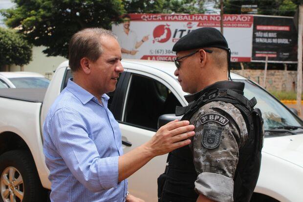Deputado coronel da PM defende policiais que matam em confronto com bandidos