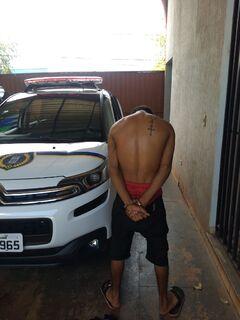 Hóspede de hotel tenta traficar, mas acaba preso em flagrante