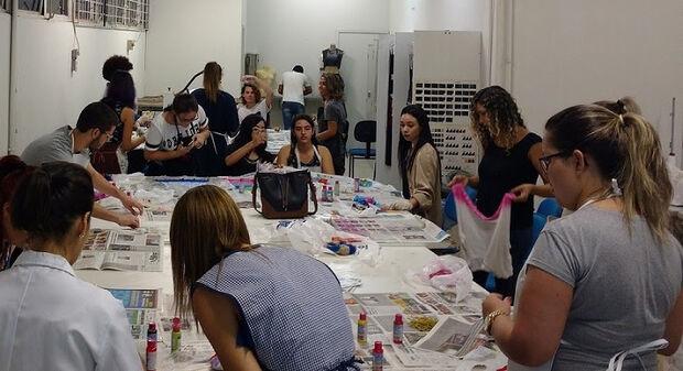 Evento gratuito ensina o passo a passo de uma coleção de moda