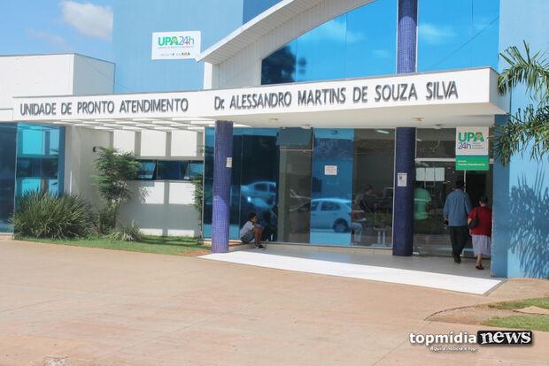 VÍDEO: UPA Vila Almeida é a 5ª 'contemplada' com visita surpresa de Marquinhos Trad