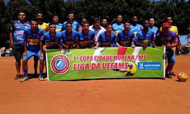 Abertas inscrições para a Copa Campo Grande de futebol amador