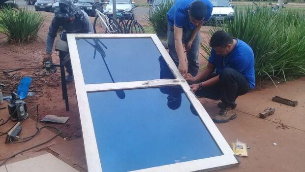 Postos de saúde recebem aparelhos de ar-condicionado novos na Capital