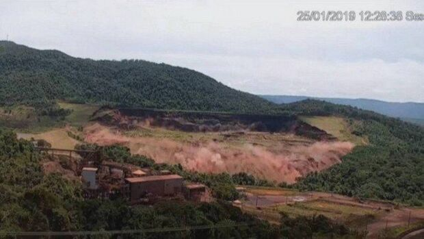 Antigo funcionário da Vale avisou chefes que barragem de Brumadinho estava condenada