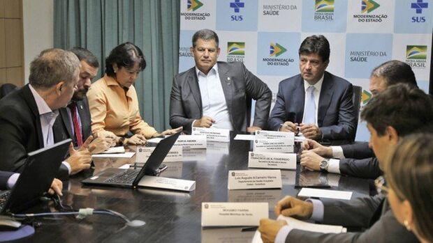 Agência Brasileira de Inteligência investiga ameaças a Luiz Henrique Mandetta